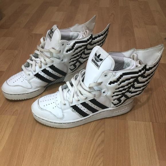 adidas ' Jeremy Scott Men 10.5 US Shoe Size (Men's) for sale